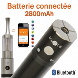 Batterie Bluetooth 2800mAh ECIG-COACH pour e-cigarette