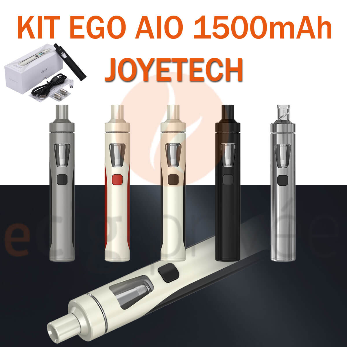 le manuel du kit ego aio 1500mah de joyetech ecig priv e. Black Bedroom Furniture Sets. Home Design Ideas