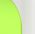 Vert et Blanc-Istick 25