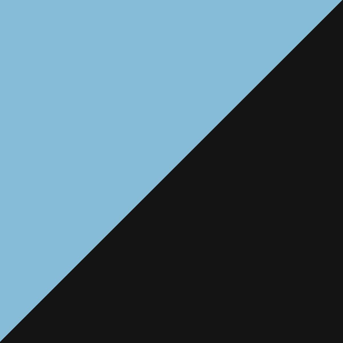 Bleu/Black