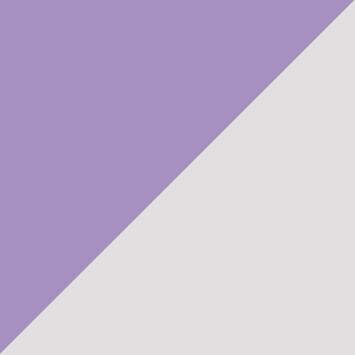 Violet/Argent