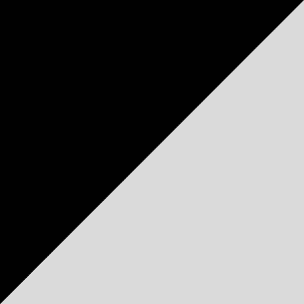Noir/Argent